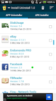 Screenshot of Mass Uninstall Apps (Batch)