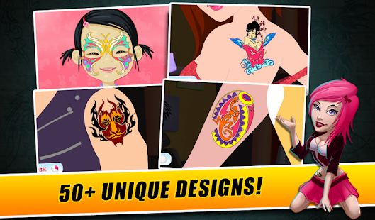 Fab Tattoo Artist Secret Salon- screenshot thumbnail