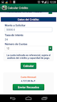 Screenshot of Calculadora Banesco