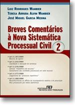 Breves Comentários à Nova Sistemática Processual Civil 2