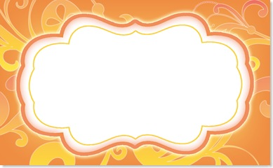 amber business cards back copy