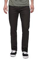 Mens Rvca Pants - Rvca Daggers PVSH Fresh Jeans