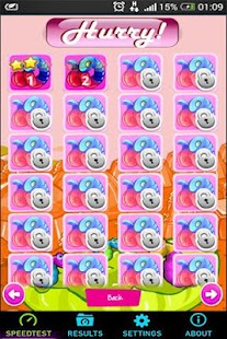Candy Dash Gummy Match - screenshot