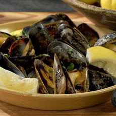 Black Peppered Mussels