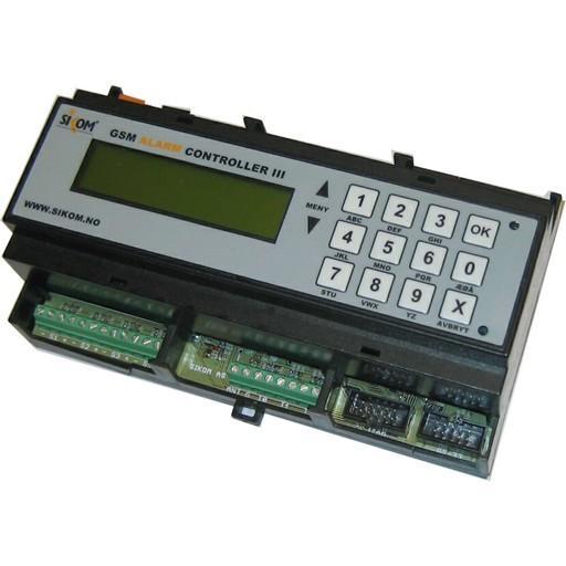 GSM Alarm Controller III