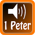 Talking Holy Bible, 1 Peter icon