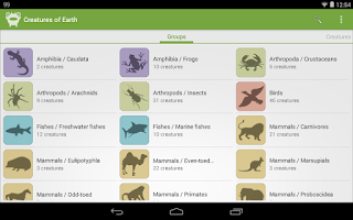 Screenshot of Creatures of Earth FREE