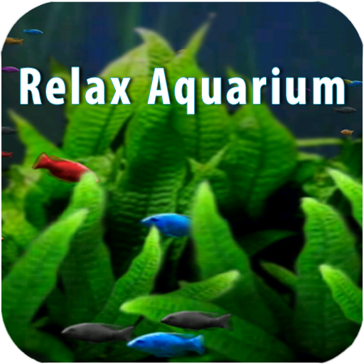 生活App|放松水族馆 LOGO-3C達人阿輝的APP