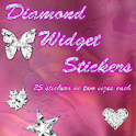 Diamond Stickers Widget  Pack icon