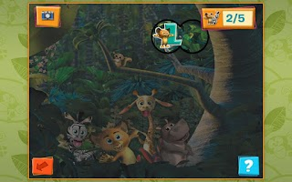 Screenshot of Madagascar: My ABCs