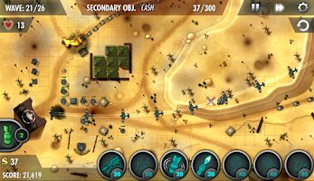 Screenshot of iBomber Defense Pacific