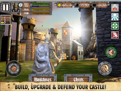 Heroes and Castles apk screenshot