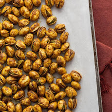 Curry-Roasted Pistachios