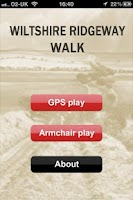 Screenshot of The Wiltshire Ridgeway Walk