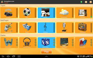 Screenshot of Learn English 6000 Words
