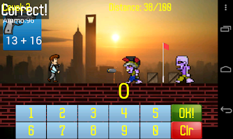 Screenshot of Math Monsters (Free)