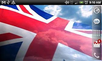 Screenshot of EU Flags Live Wallpaper