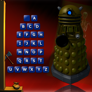 Hangman: Doctor Who Monsters