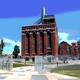 Museu da Energia by Jose Ricardo Ribeiro Reis - Buildings & Architecture Architectural Detail