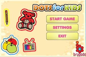 Screenshot of Dots4Kids