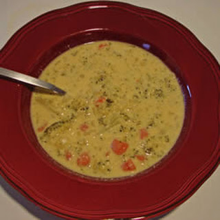 Cream of Broccoli Cheese Soup II
