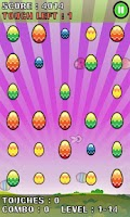 Screenshot of Bubble Blast Easter