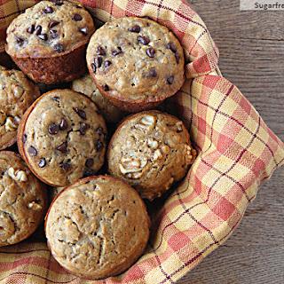 Gluten Free Low Fat Banana Muffins Recipes