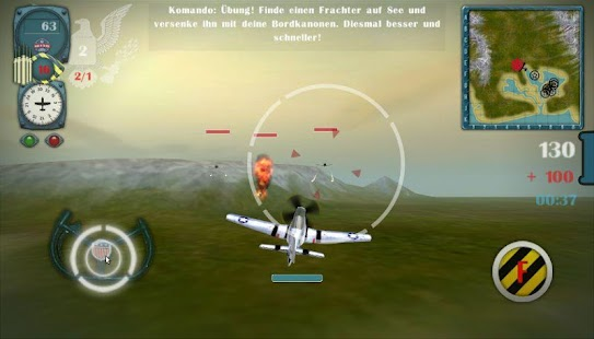 BATTLE KILLER MUSTANG X 3D - screenshot