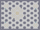 Thumbnail of the map 'hive jinks 2: honeycomb hideout'