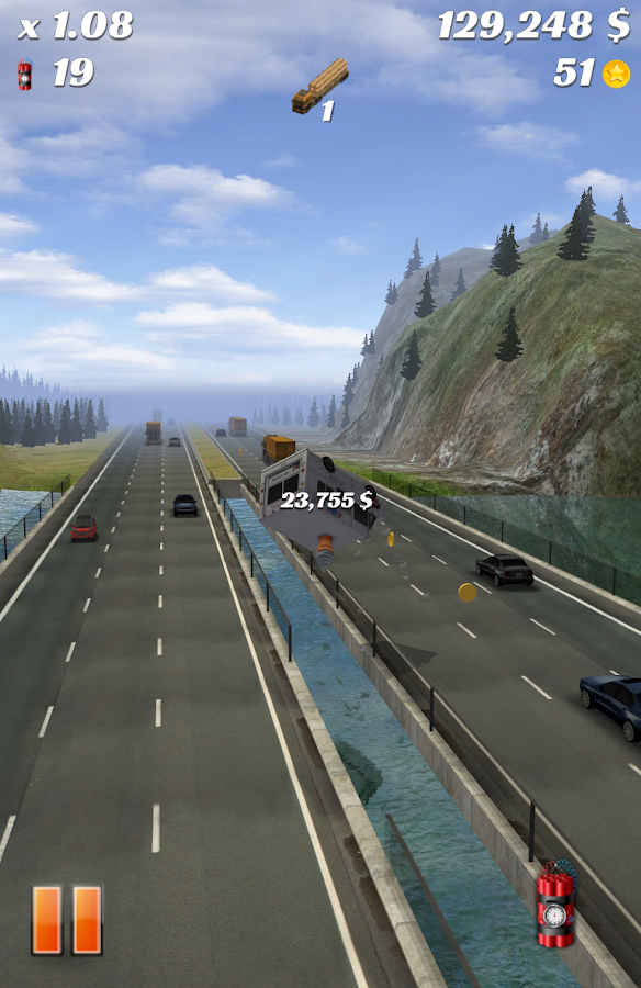 Highway Crash Derby Screenshot 12