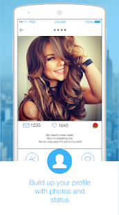 SpringFruit geo-social network - screenshot