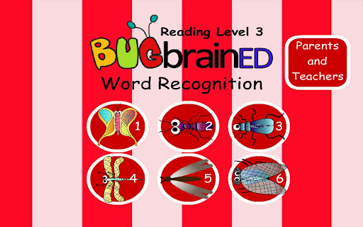 Word Recognition Level 3
