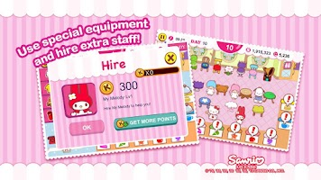 Screenshot of Hello Kitty Cafe