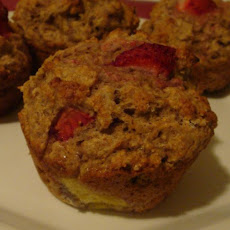 Hearty Banana and Yogurt Muffins