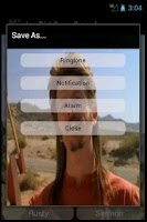Screenshot of Joe Dirt Soundboard Sounds