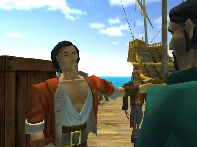 E3 2004: Galleon