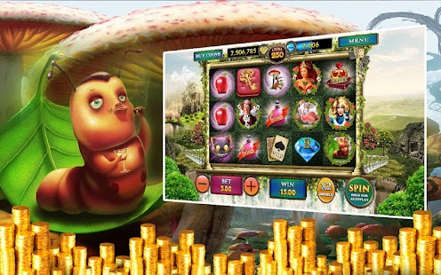 Wonderland Slots Vegas  Pokies - screenshot