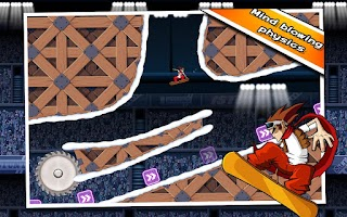 Screenshot of iStunt 2