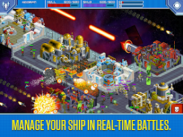 Screenshot of Star Command