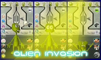 Screenshot of Talking Alan Alien - AdFree