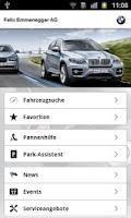 Screenshot of Felix Emmenegger AG