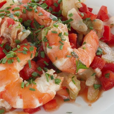 Raoul's Shrimp Salad