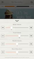 Screenshot of SingPlay: Instrumental Karaoke