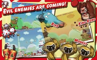 Screenshot of Fruit Heroes Lite