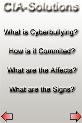 玩免費教育APP|下載Stop Cyber Bullying 101 app不用錢|硬是要APP