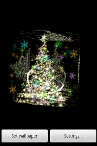 Christmas tree A