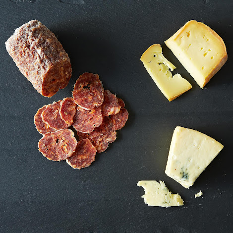 Salame Calabrese Trio with Wild Fennel and Calabrian Pepper