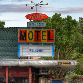 Scott Motel by Steven Prinster - Buildings & Architecture Other Exteriors