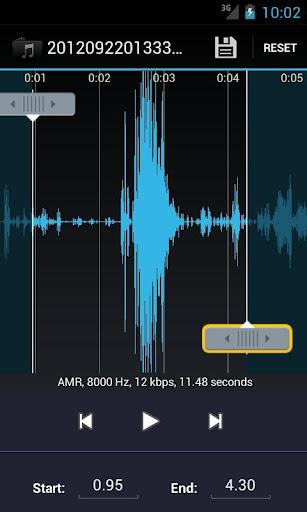 MP3カッター