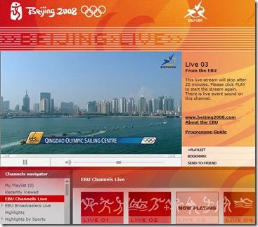 olympic stream